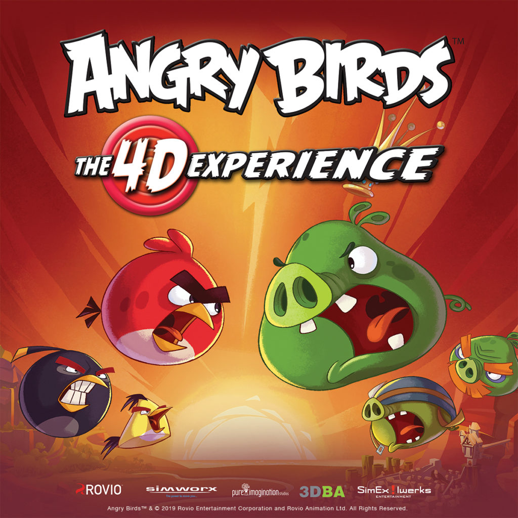 angry birds the 4d experience thumbnail