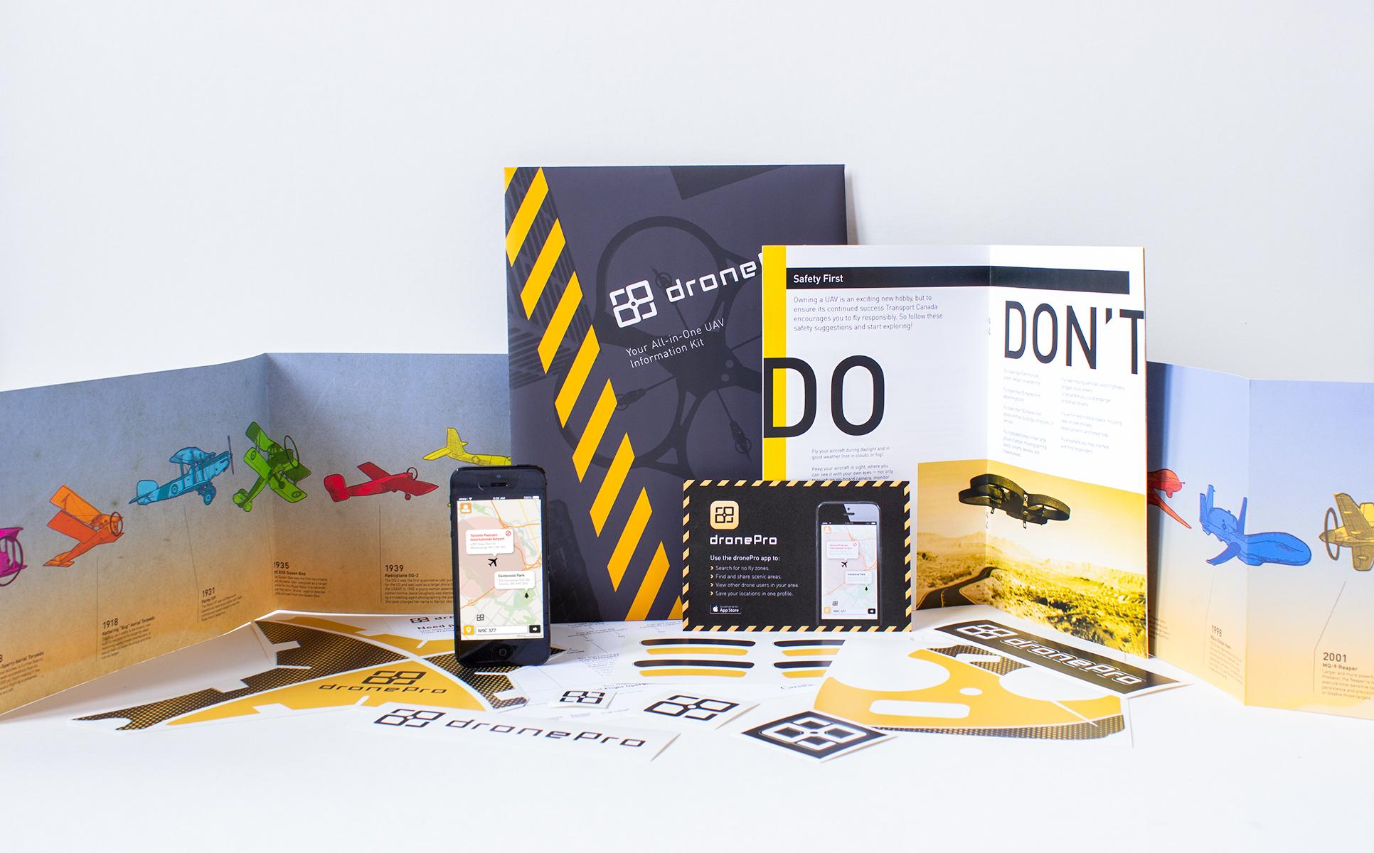 drone pro kit