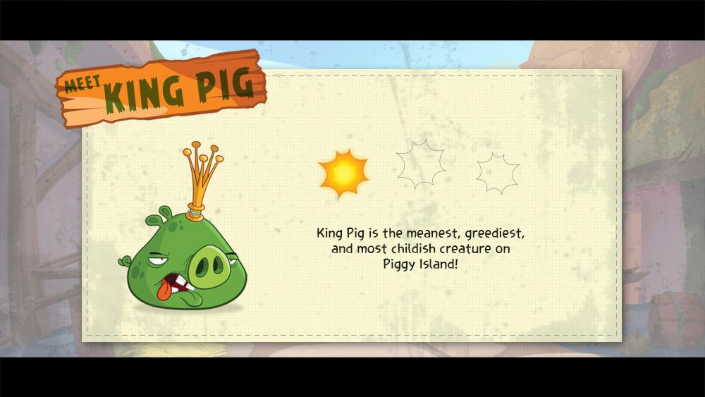 king pig trivia loop slide