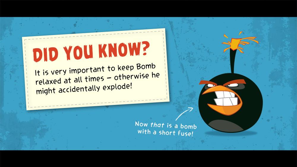 did you know bomb trivia loop slide