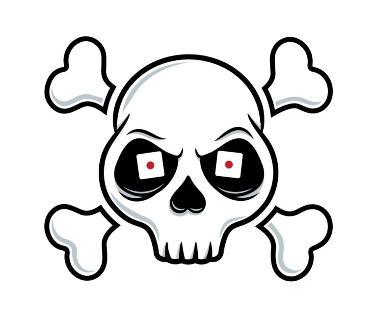 bullship skull logo