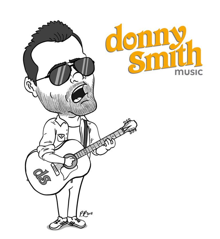 donny cartoon