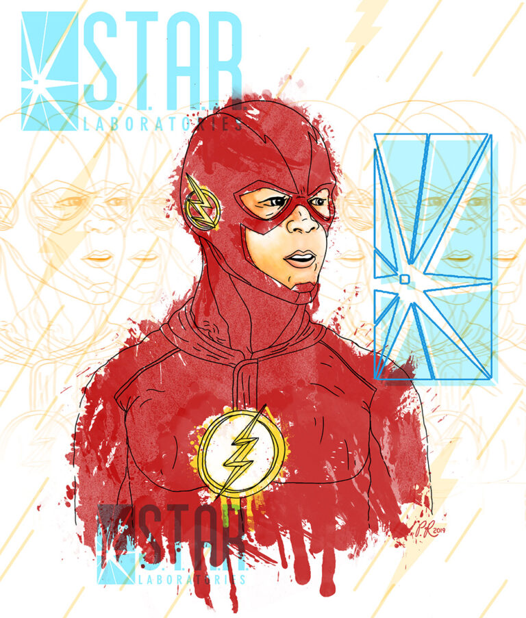 the flash graphic