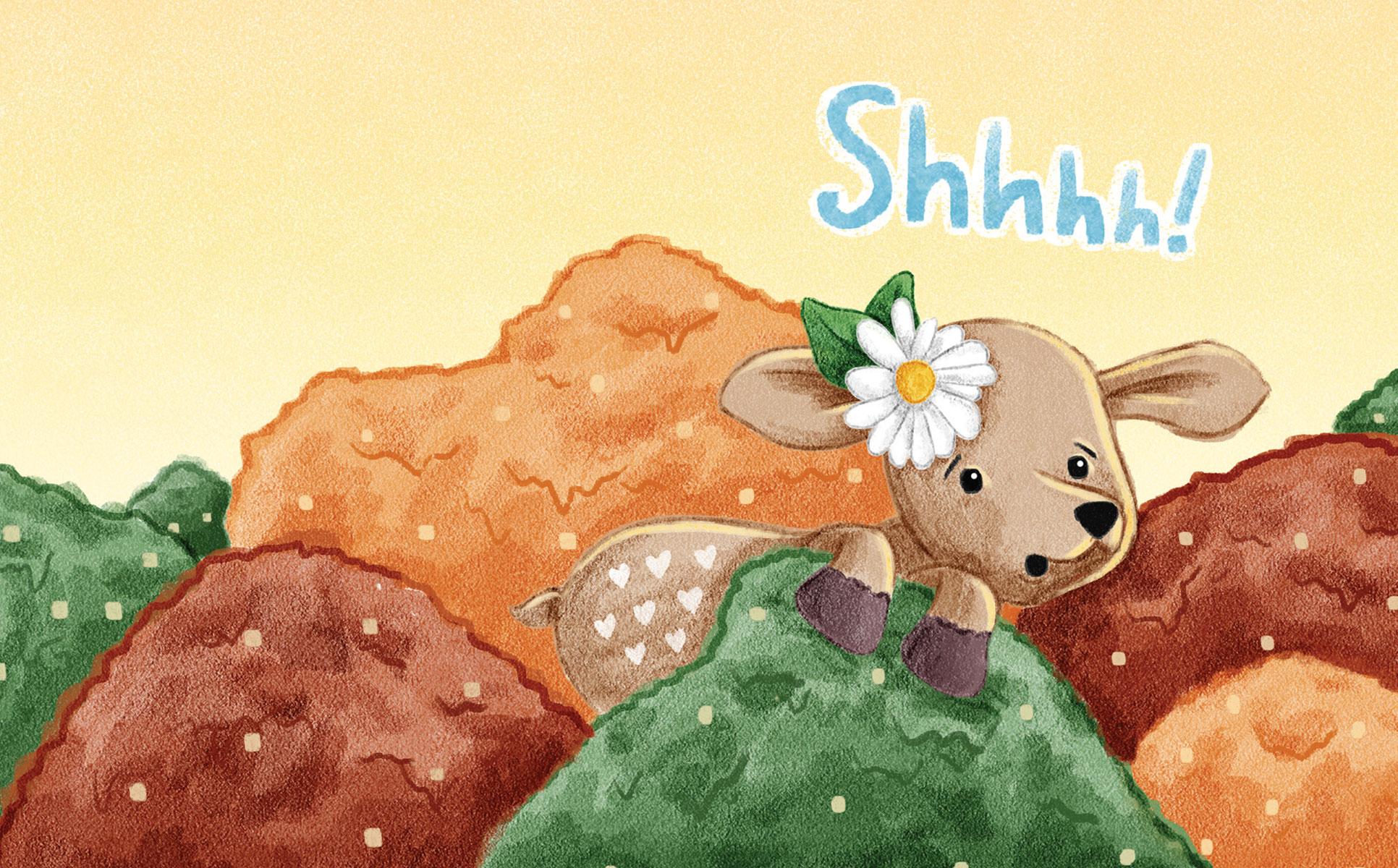 my deer friend page 2